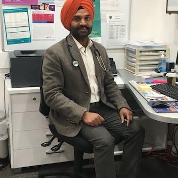 Dr Gurjinder Singh Kairon Photo