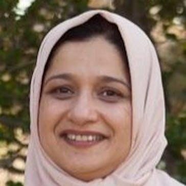 Dr Aneesa Iqbal Photo