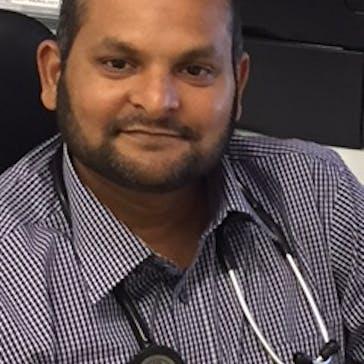 Dr Jagan Repala Photo