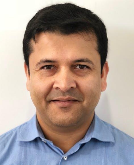 Photo of Dr Prabin Pathak