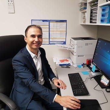 Dr Kamran Ali Photo