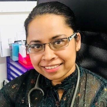 Dr Nisha Athapattu Photo