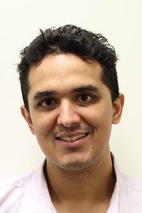 Photo of Dr Brett D'Cunha