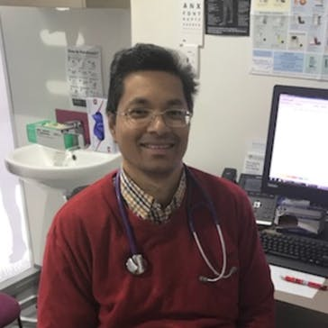 Dr Kalidasen Retnaraja Photo
