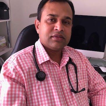 Dr Dilan Ranasinghe Photo