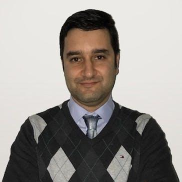 Dr Hamid Saffary Photo
