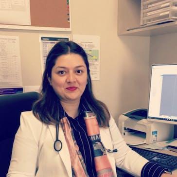 Dr Saima Husain Photo