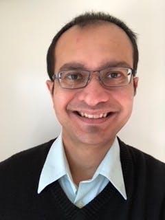 Photo of Dr Harpereet Singh