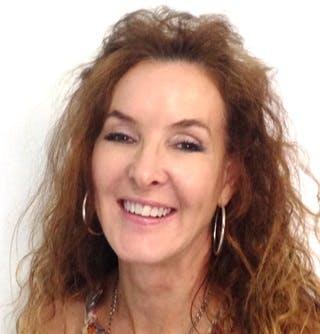Photo of Dr Madeleine Carstens