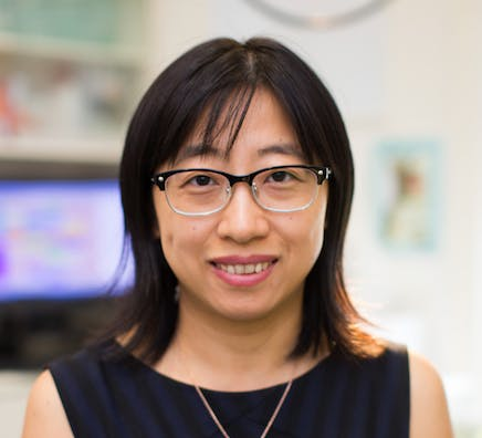 Photo of Dr Ellen Ma