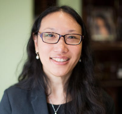Photo of Dr Rebecca Nguyen