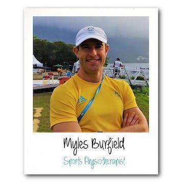 Mr Myles Burfield Photo