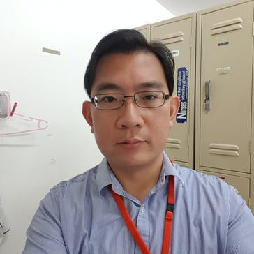 Dr Daniel Wong Photo