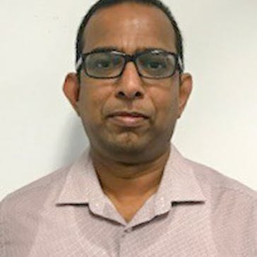 Dr Regi Jegadeesh Photo