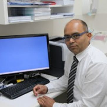 Dr Himanshu Bhardwaj Photo
