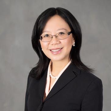 Dr Grace Yuan Photo