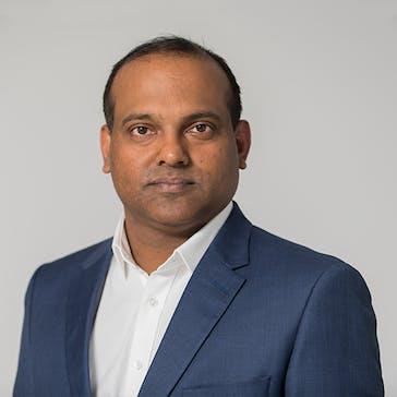 Dr Pravind Kumar Photo