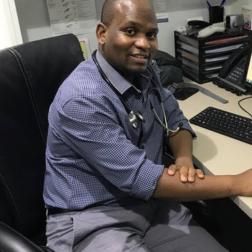 Dr Gorata Rampete Photo