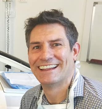Photo of Dr Francis Hartley
