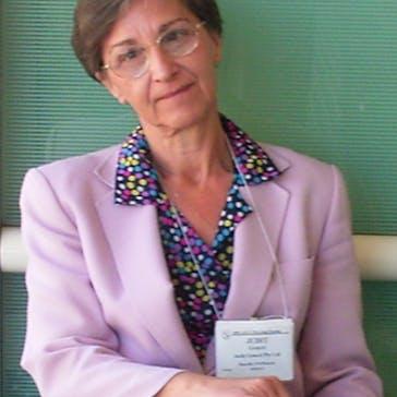 Dr Judit Gonczi Photo