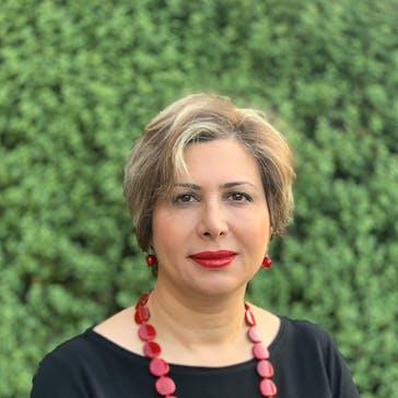 Dr Reihaneh Nikrou Photo