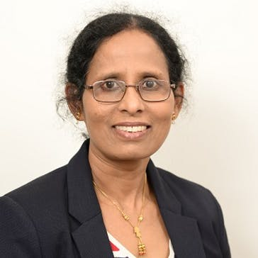 Dr Rachel P.B Ganthala Photo