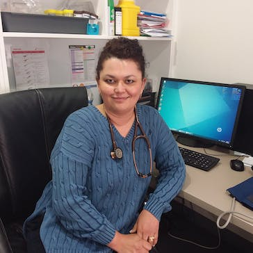 Dr Aziza Mirzaeva Photo