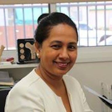 Dr Satheeka Kamaladasa Photo