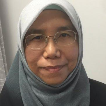 Dr Siti Mariam Che  Tam Photo