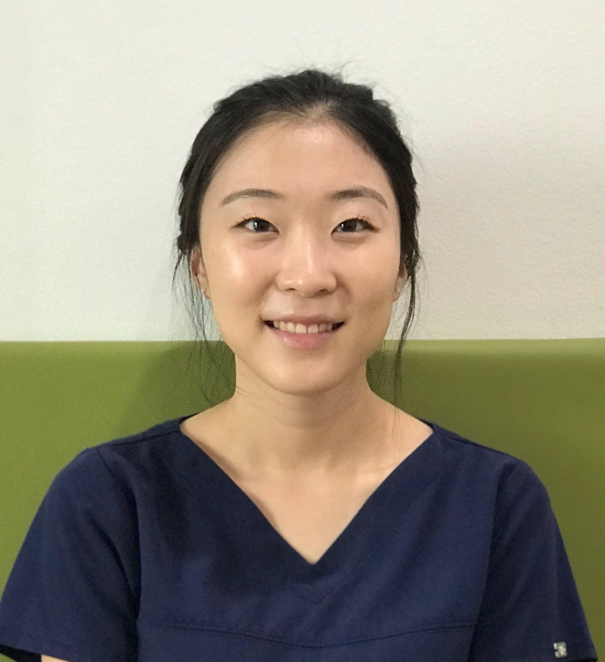 Photo of Dr Eun-Hae Lee