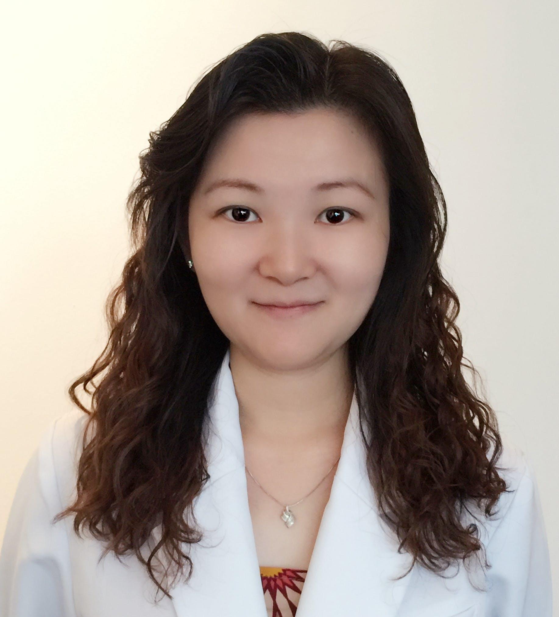 Photo of Dr Dandan He
