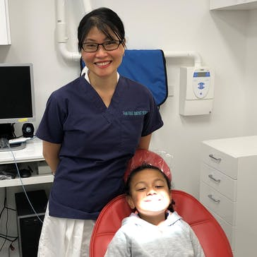 Dr Lisa Chong Photo