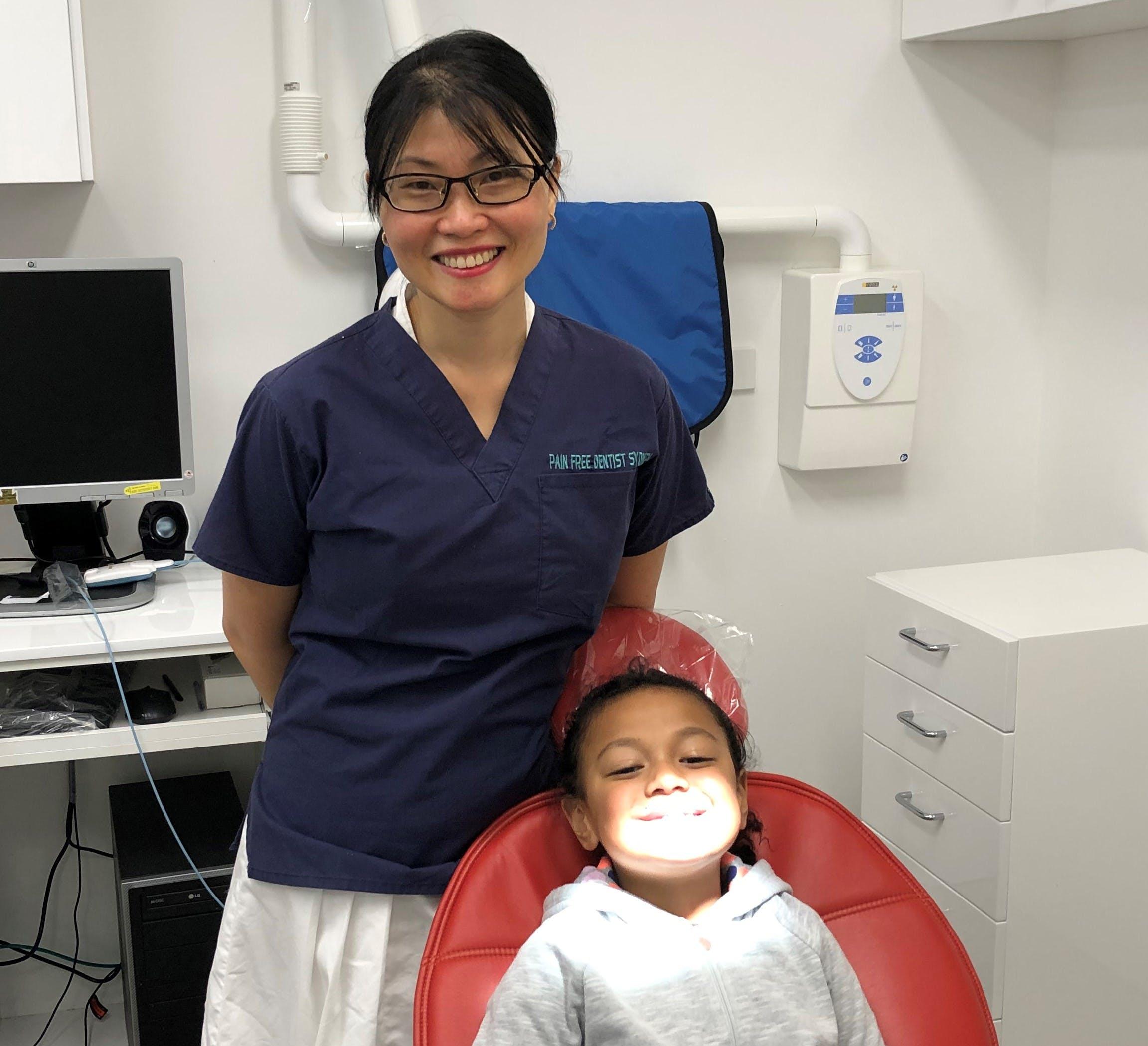 Photo of Dr Lisa Chong