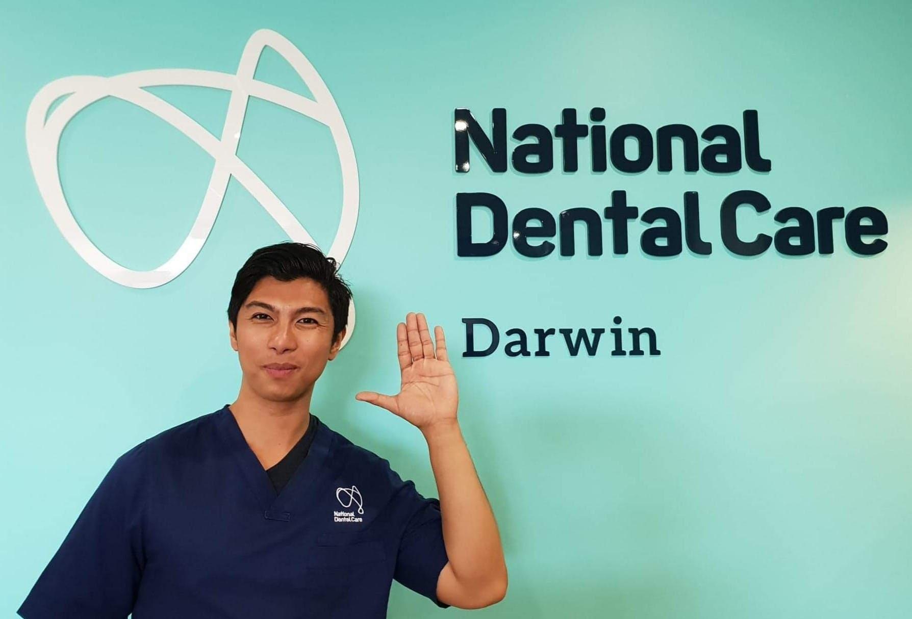 Photo of Dr Aaron  Tamayo