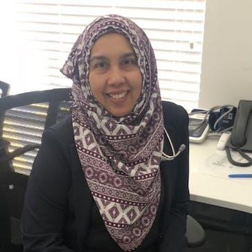 Dr Ati Hanafiah Photo