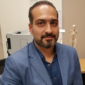 Dr Reza Soheyli Esfahani Photo