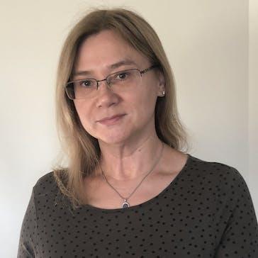 Dr Anetta Rybak Photo