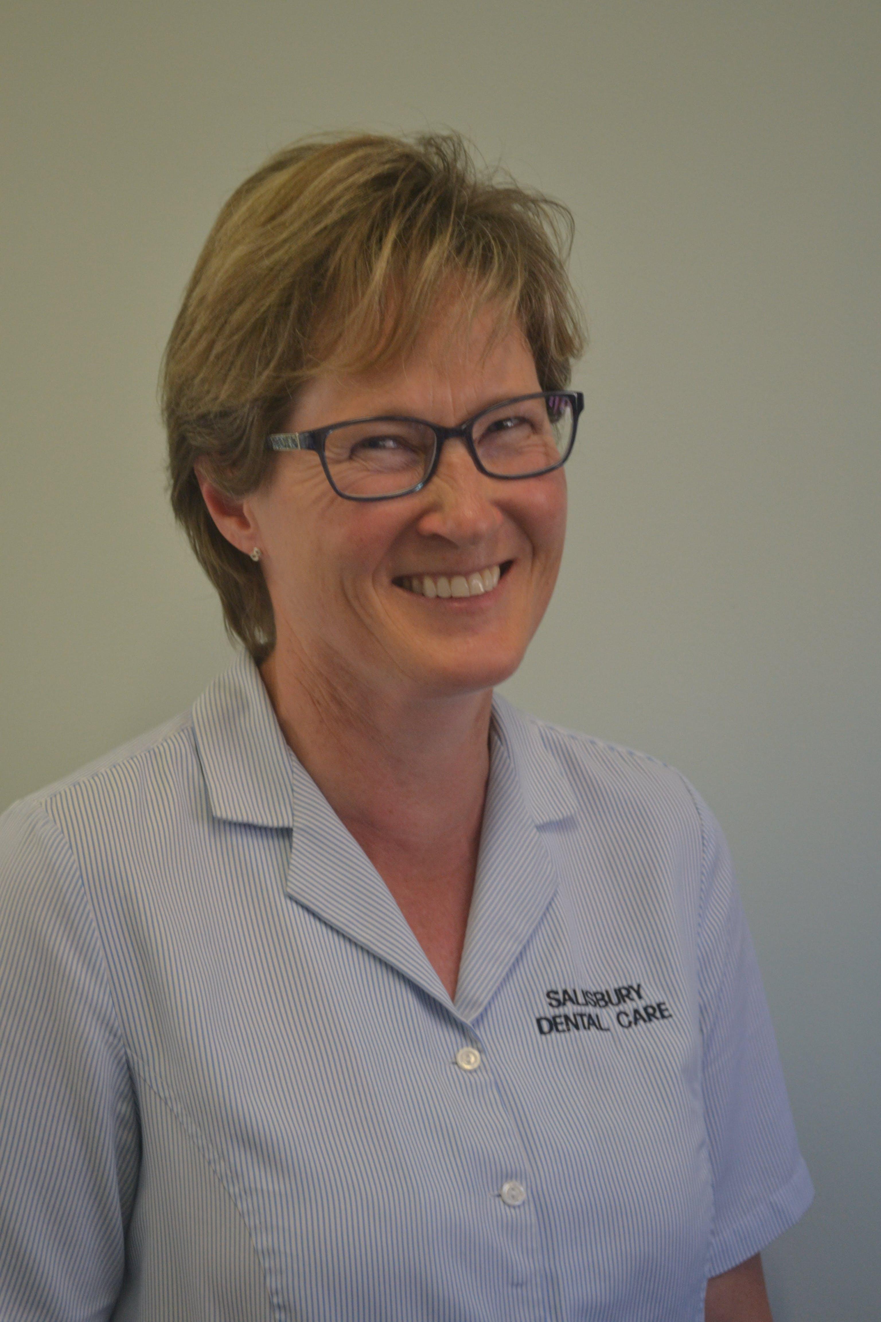 Photo of Ms Alison Braid