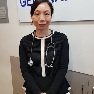 """Dr Jingyi """"Jenny"""" Fu Photo"""