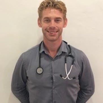 Dr Michael Moon Photo