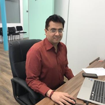 Dr Arvind Jhamb Photo