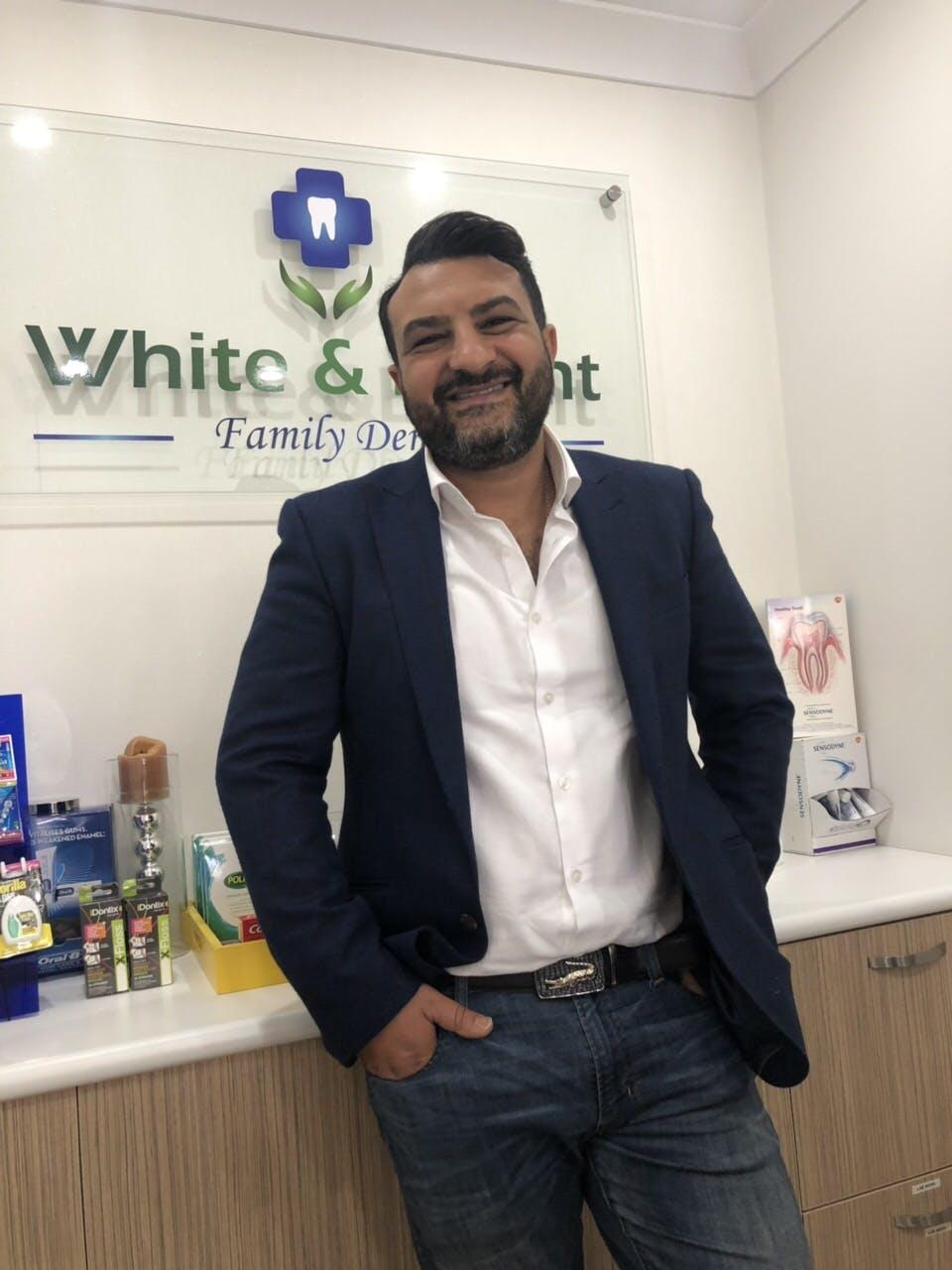 Photo of Dr Amgad Sous