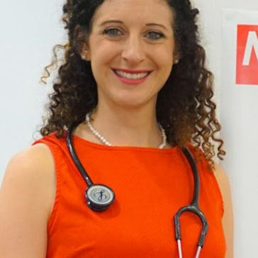 Dr Maeve O'Donnell Photo