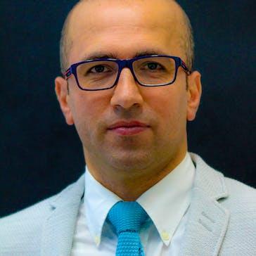 Dr Omid Allan Photo