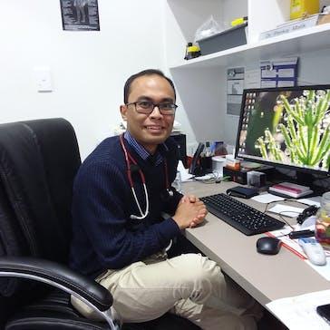 Dr Muhammad Hafizei Muhammad Nasir Photo