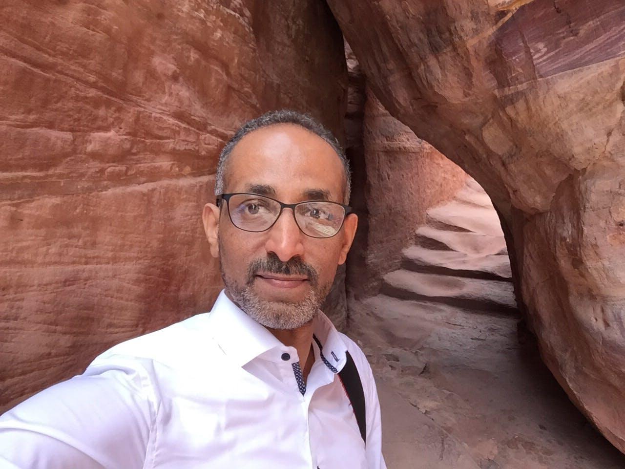 Photo of Dr Yassir Hag Musa