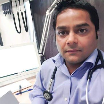 Dr Dushyant Kumar Singh Photo