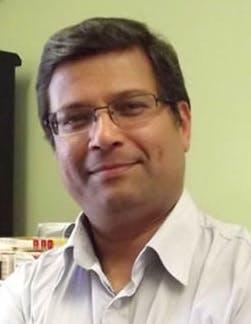 Photo of Dr Manish Agaskar