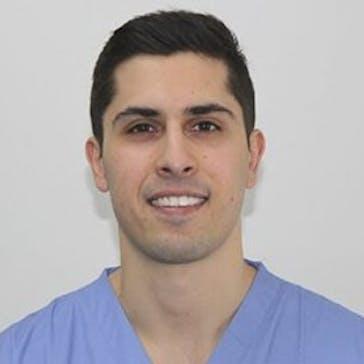 Dr Daniel Beteramia Photo