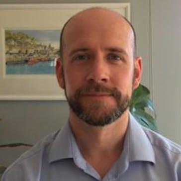 Dr Philip Calderbank Photo